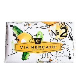 Pre de Provence Via Mercato No. 2 - Green Tea & White Musk