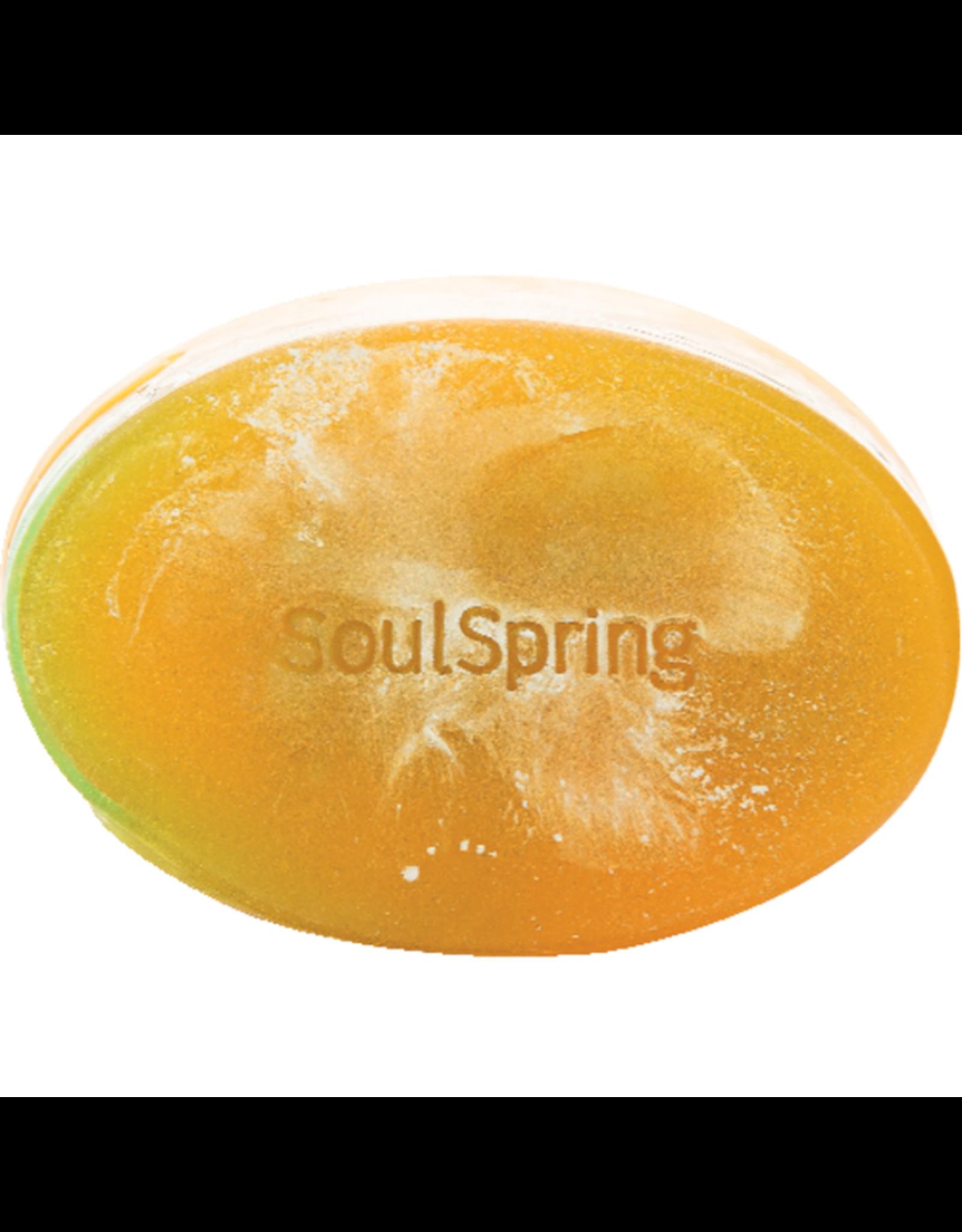 Soul Spring Stimulating CBD Bath Bar