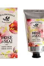 European Soaps Rose De Mai Hand Cream 75ML