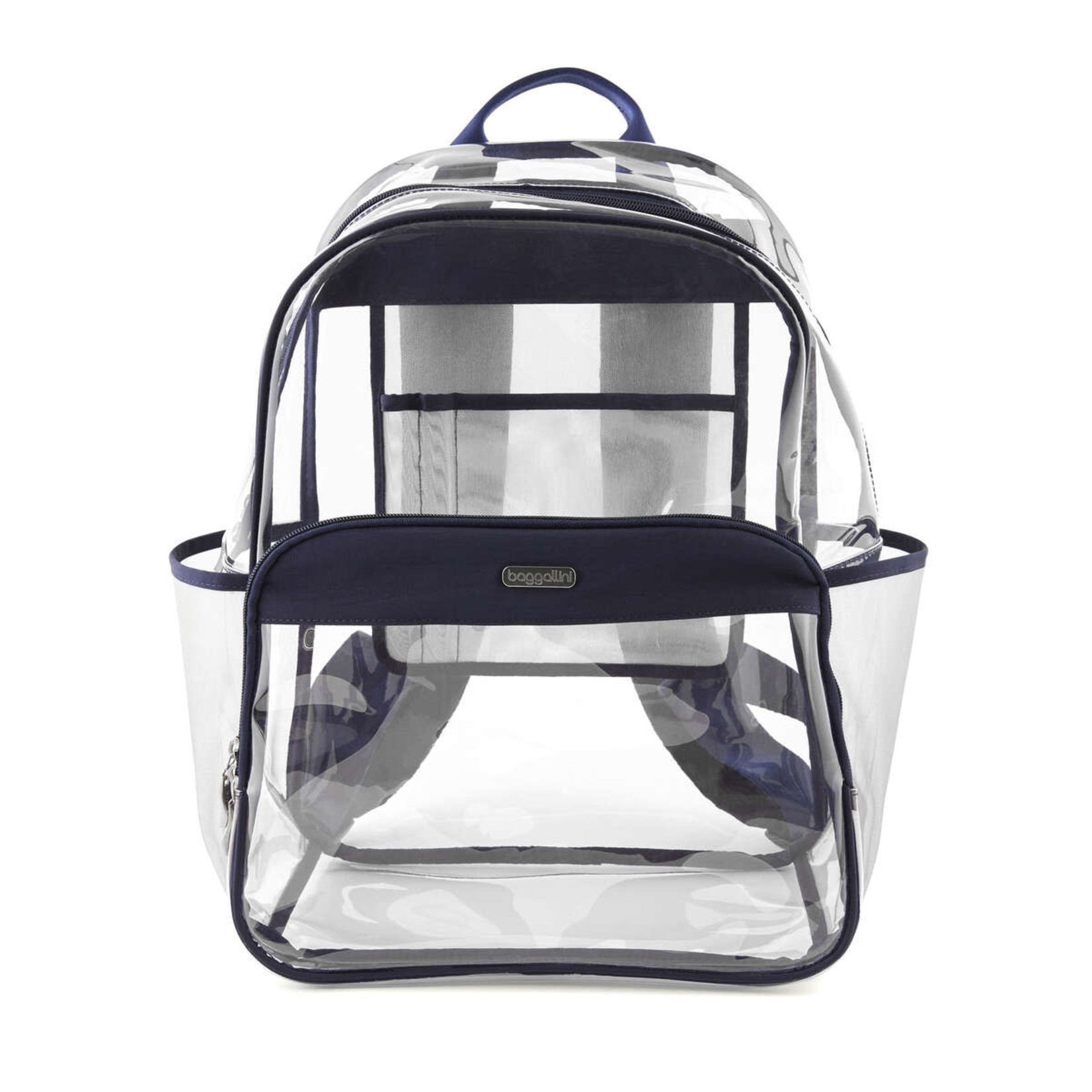 Baggallini Clear Event Compliant Large Backpack