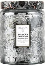 Large Glass Jar Candle