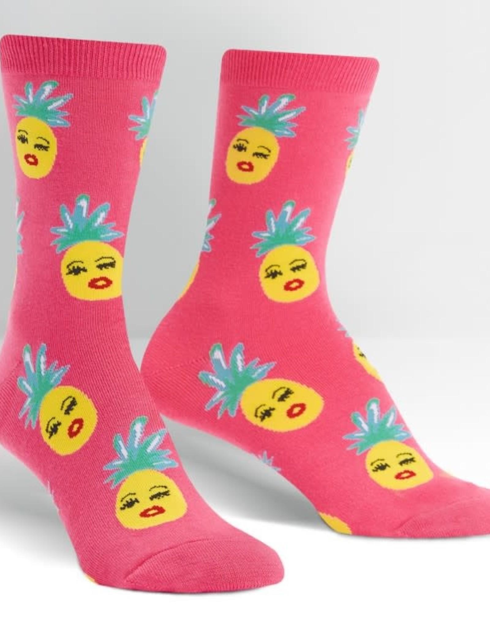 Sock It To Me Women's Crew: