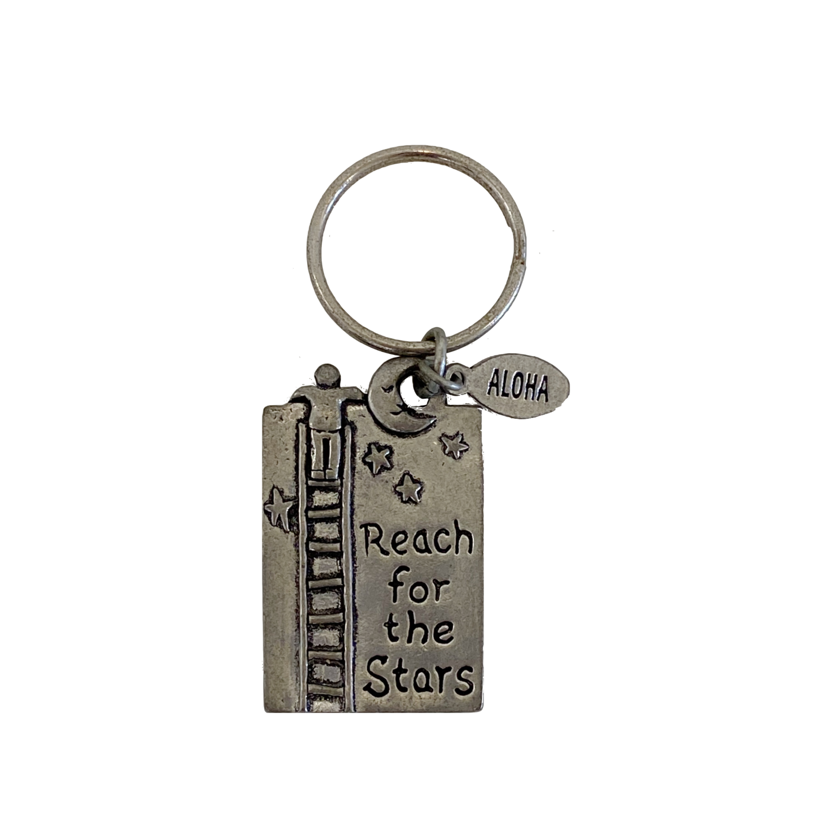 Basic Spirit Reach Stars Contribution Keychain