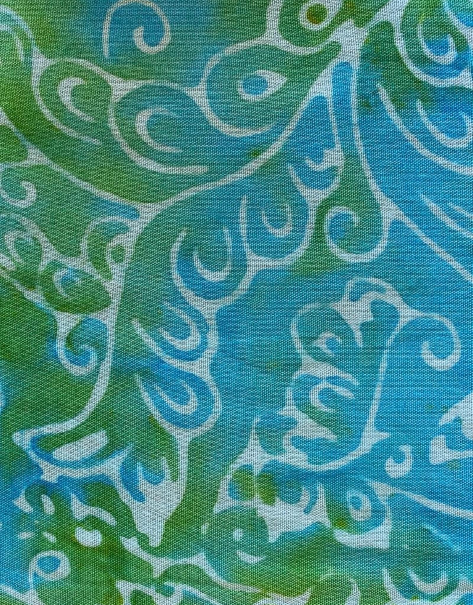 Tropical Earth Tones JC-SPL Sleeveless Short Dress