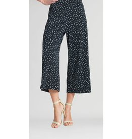 Clara Sunwoo Mini Tulip Dotted Soft Knit Gaucho