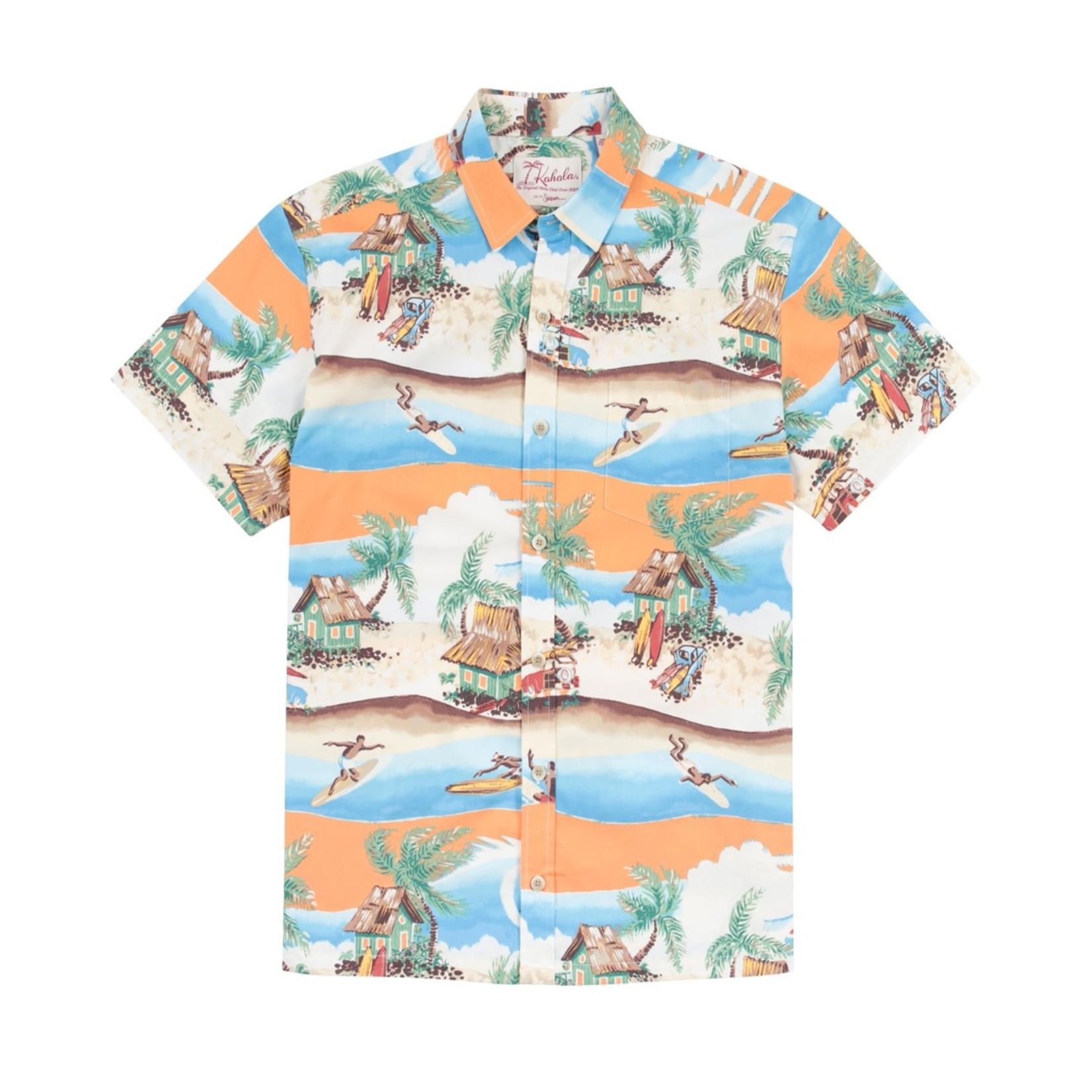Kahala Kahala Aloha Shirt Cool Swell
