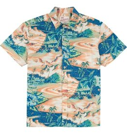 Kahala Kahala Aloha Shirt Copra Isle Sunset