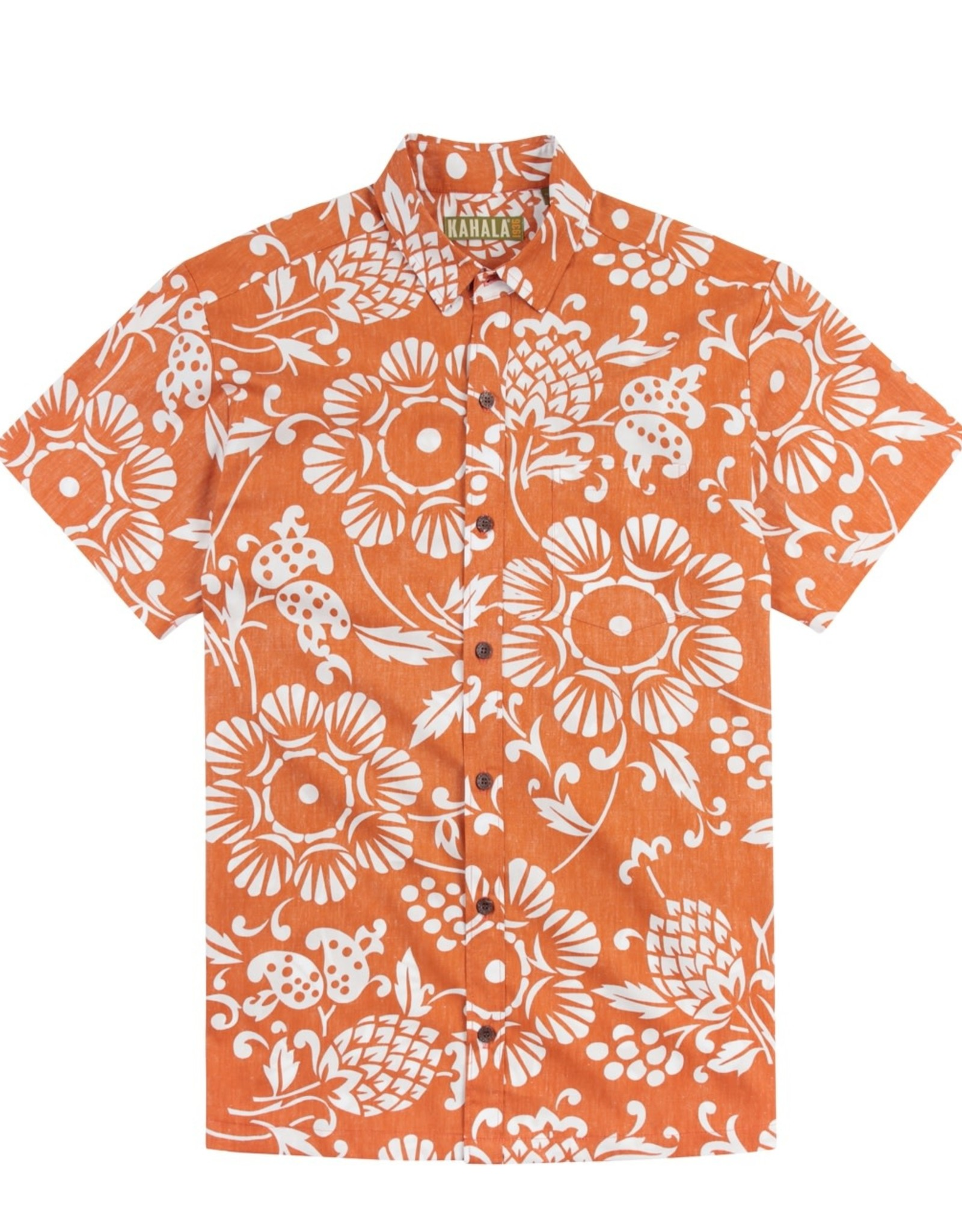 Kahala Kahala Aloha Shirt Duke's Pareo