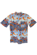 LOFT604 Inc. LOFT604 Shirt Japanese Koi