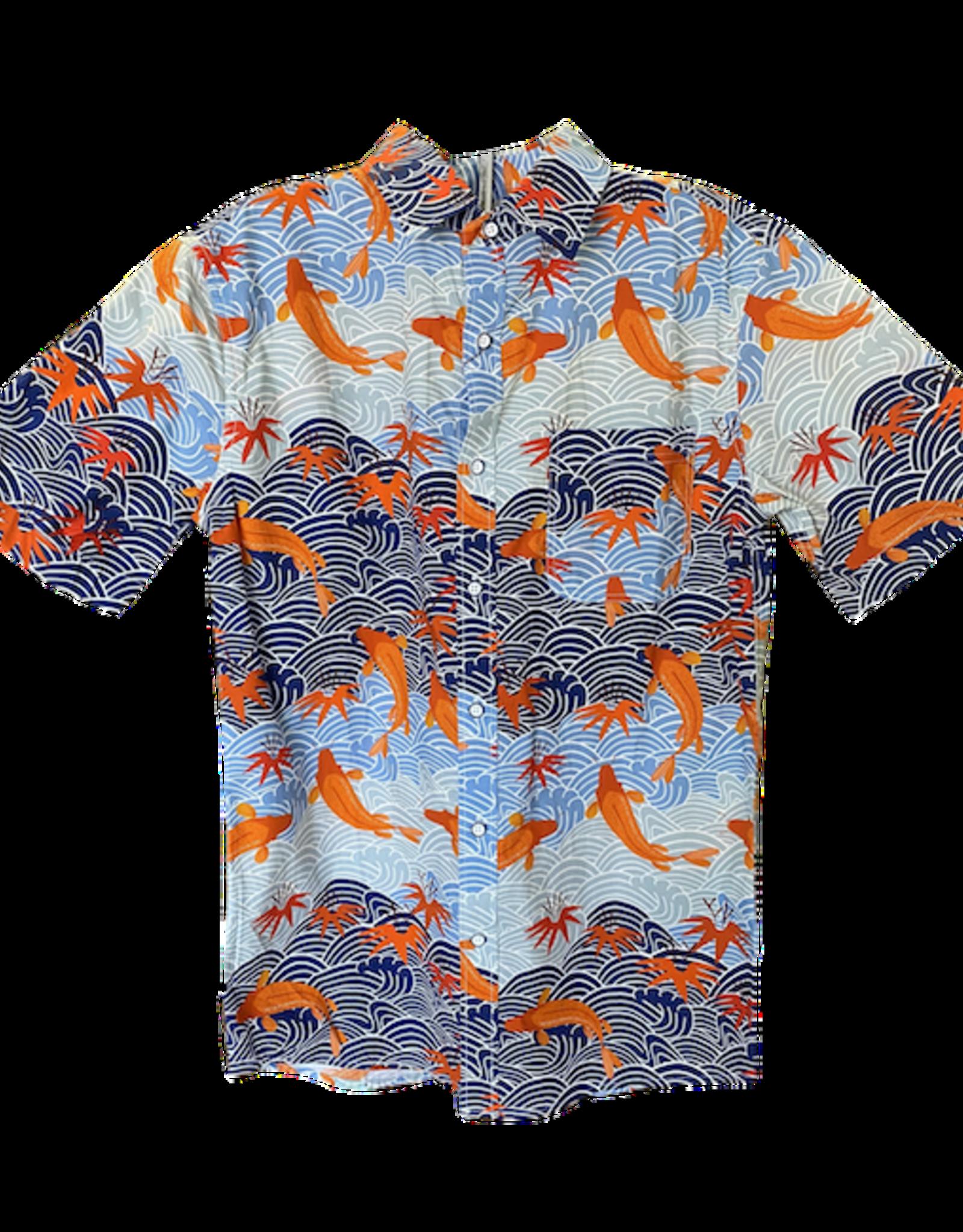 LOFT604 Shirt Japanese Koi