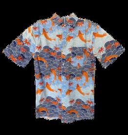 LOFT604 Inc. LOFT604 Shirt Japanese Koi