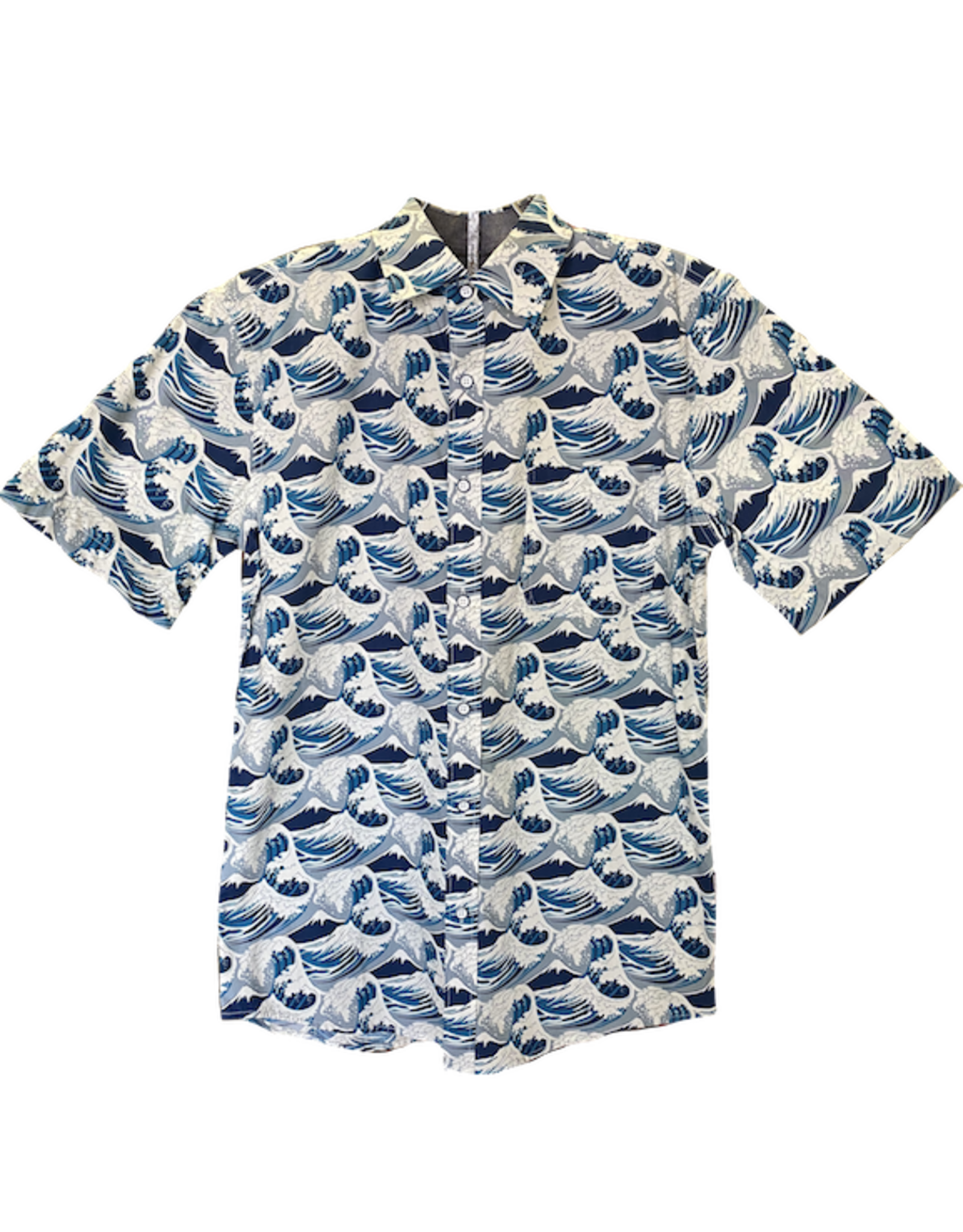 LOFT604 Inc. LOFT604 Shirt Japanese Waves