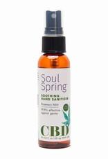 Soul Spring Soothing Hand Sanitizer 2 oz.