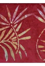 Tropical Earth Tones JC-LPL Sleeveless Long Dress