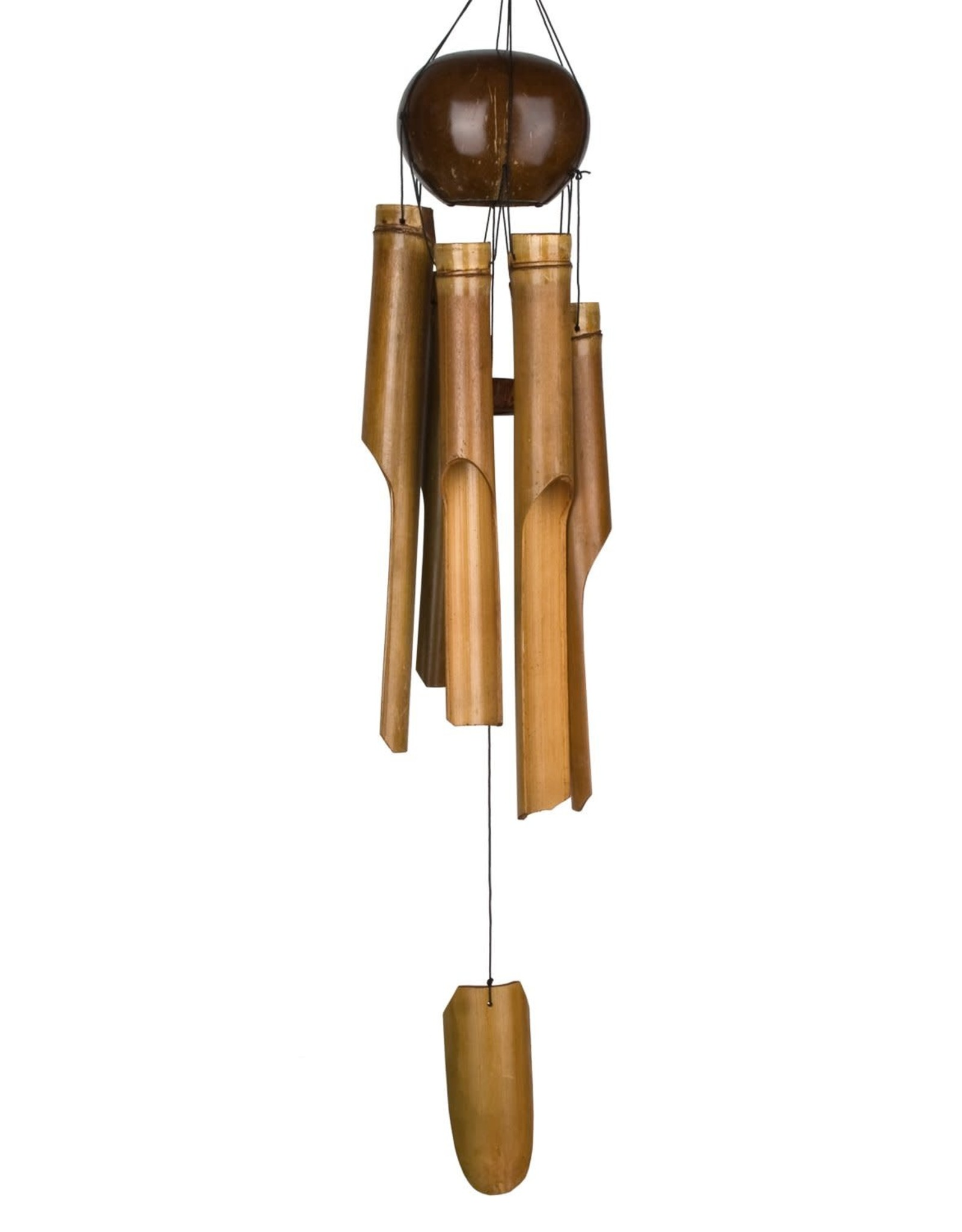 Woodstock Percussion, Inc Whole Coconut Bamboo Chime