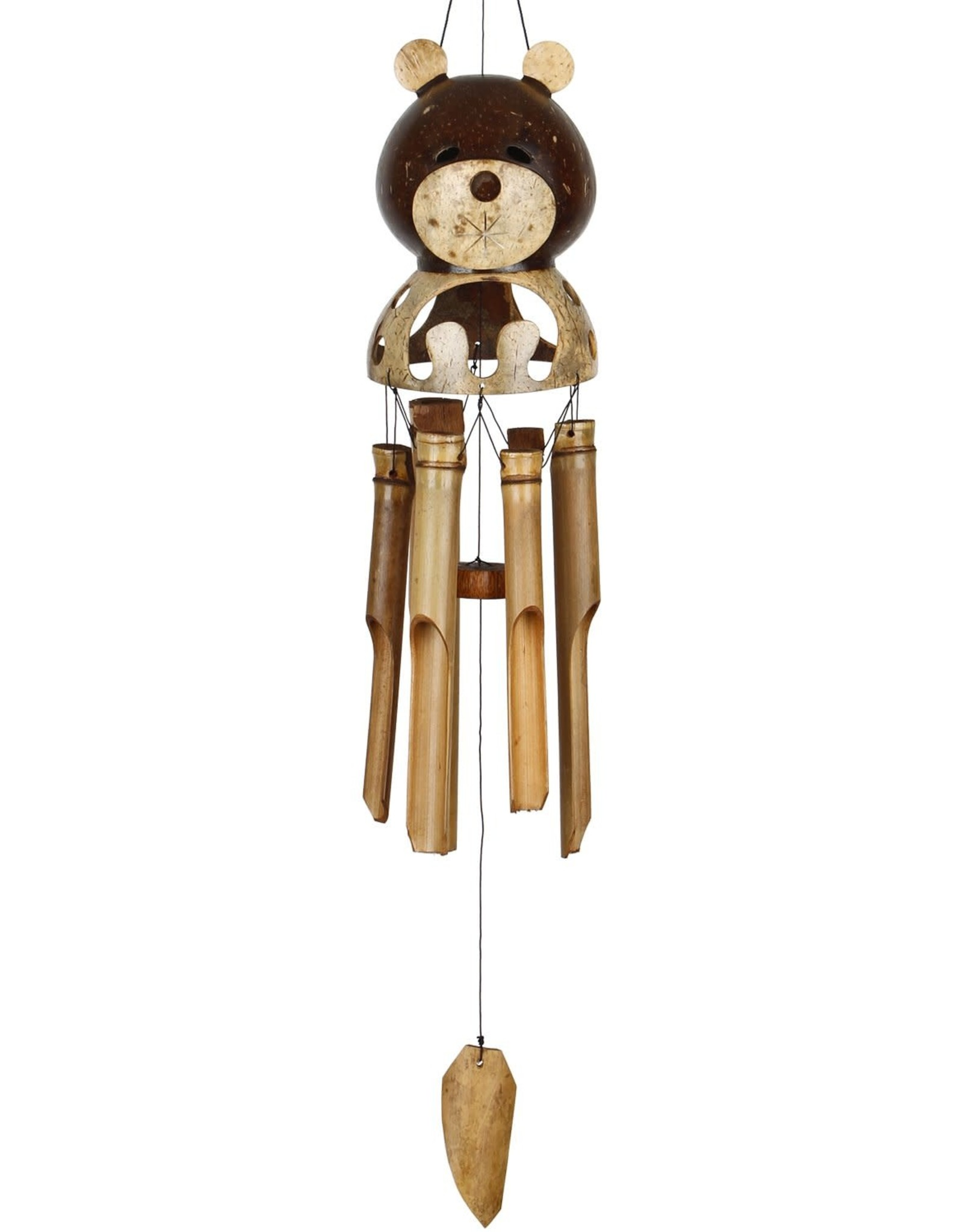 Woodstock Percussion, Inc Teddy Bear Bamboo Chime