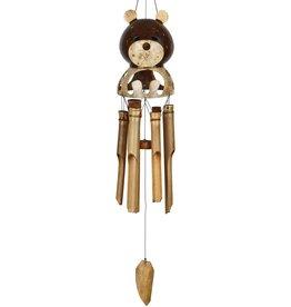 Woodstock Percussion, Inc Teddy Bear Bamboo Chime