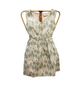 SM Wardrobe Tree/Squirrel Print Dress