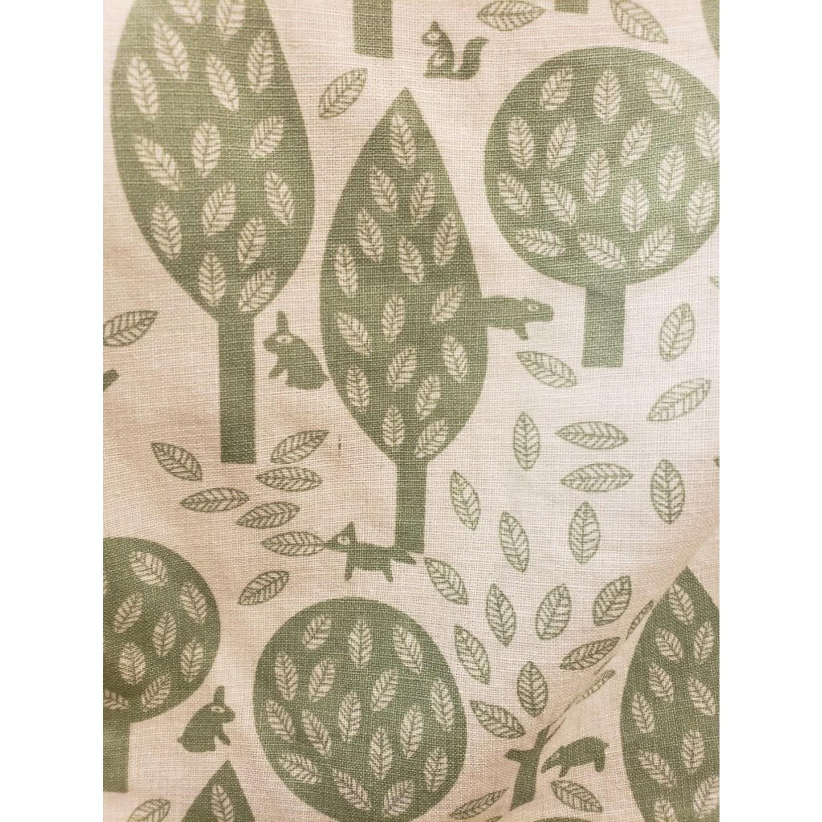SM Wardrobe Tree/Squirrel Print Dress