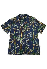 Robert J. Clancey Bamboo Blue Women's Camp Shirt