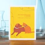 Positively Green PG Card Love/Friendship
