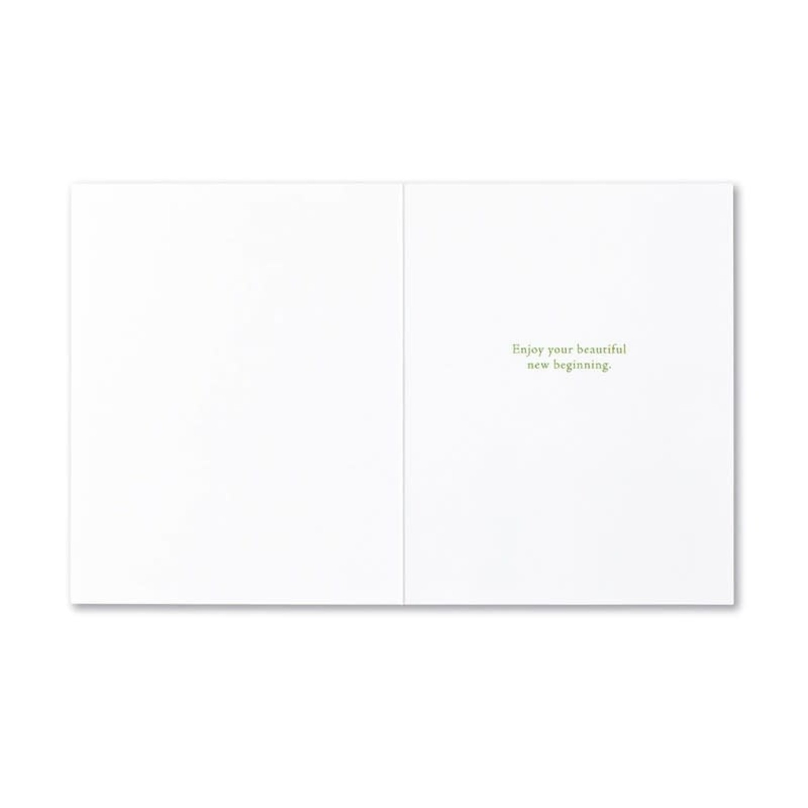 Positively Green PG Card Newborn