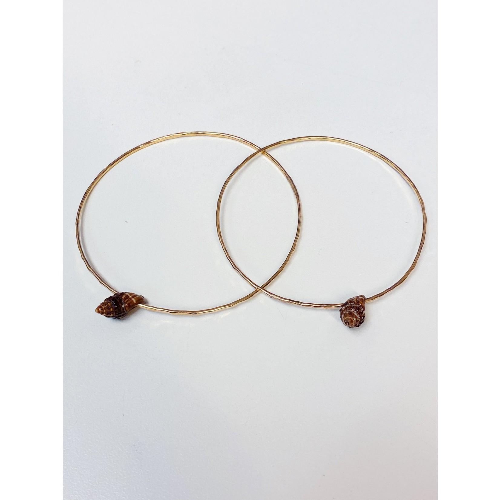 Midori Jewelry Shell Bangle