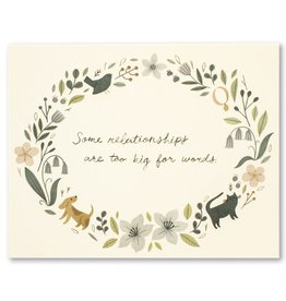 Compendium LM Card Pet Sympathy