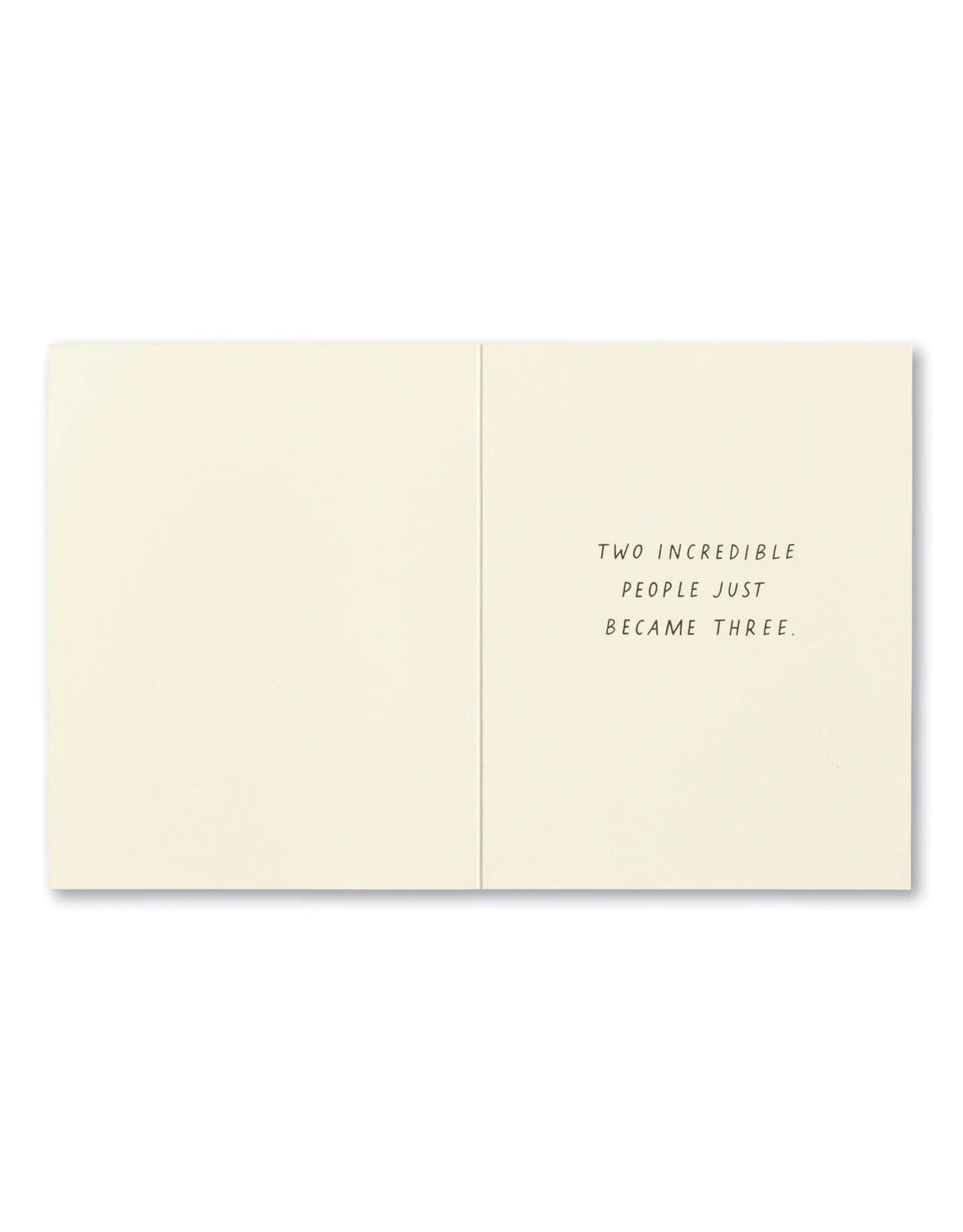 Compendium LM Card Newborn