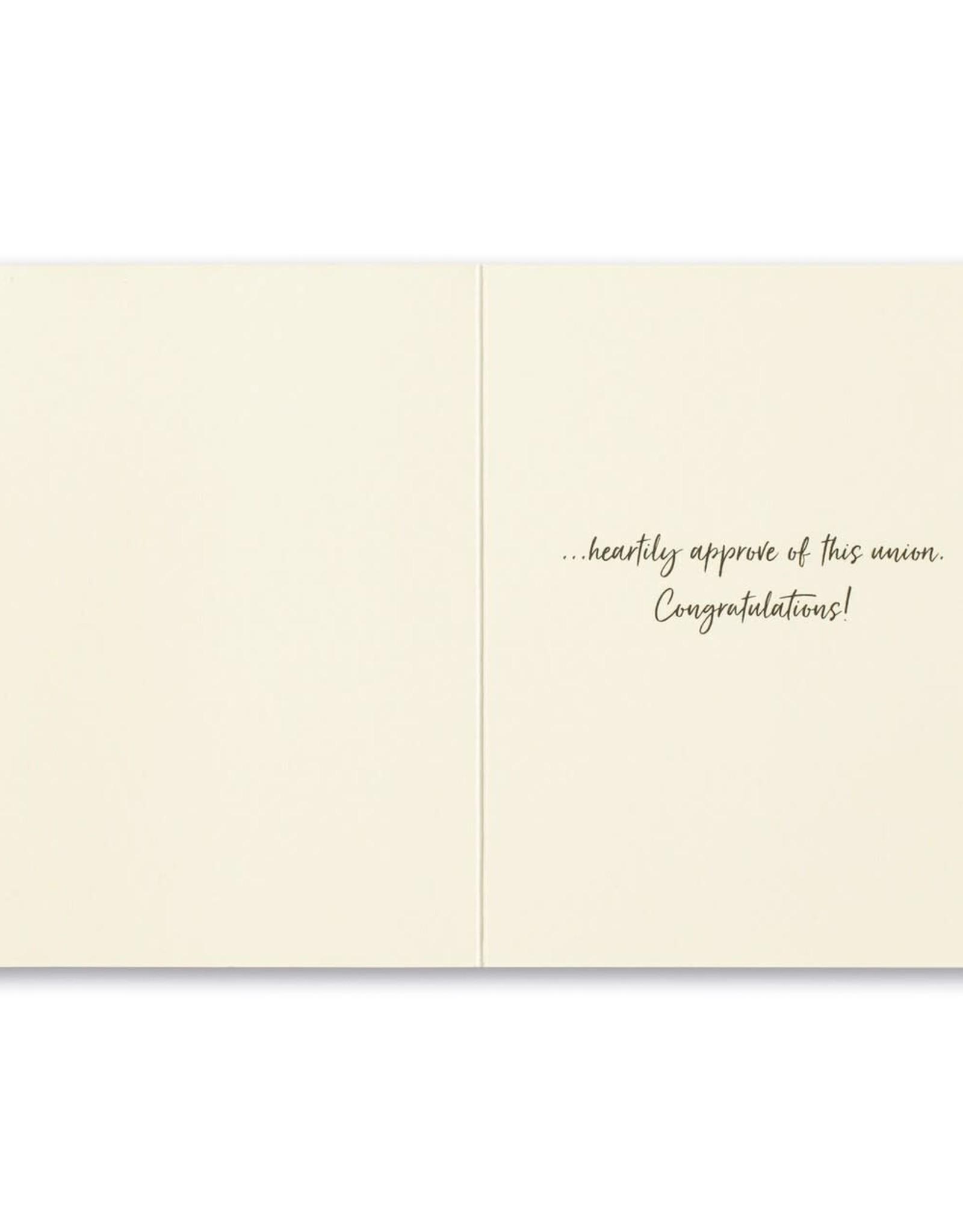 Compendium LM Card Wedding