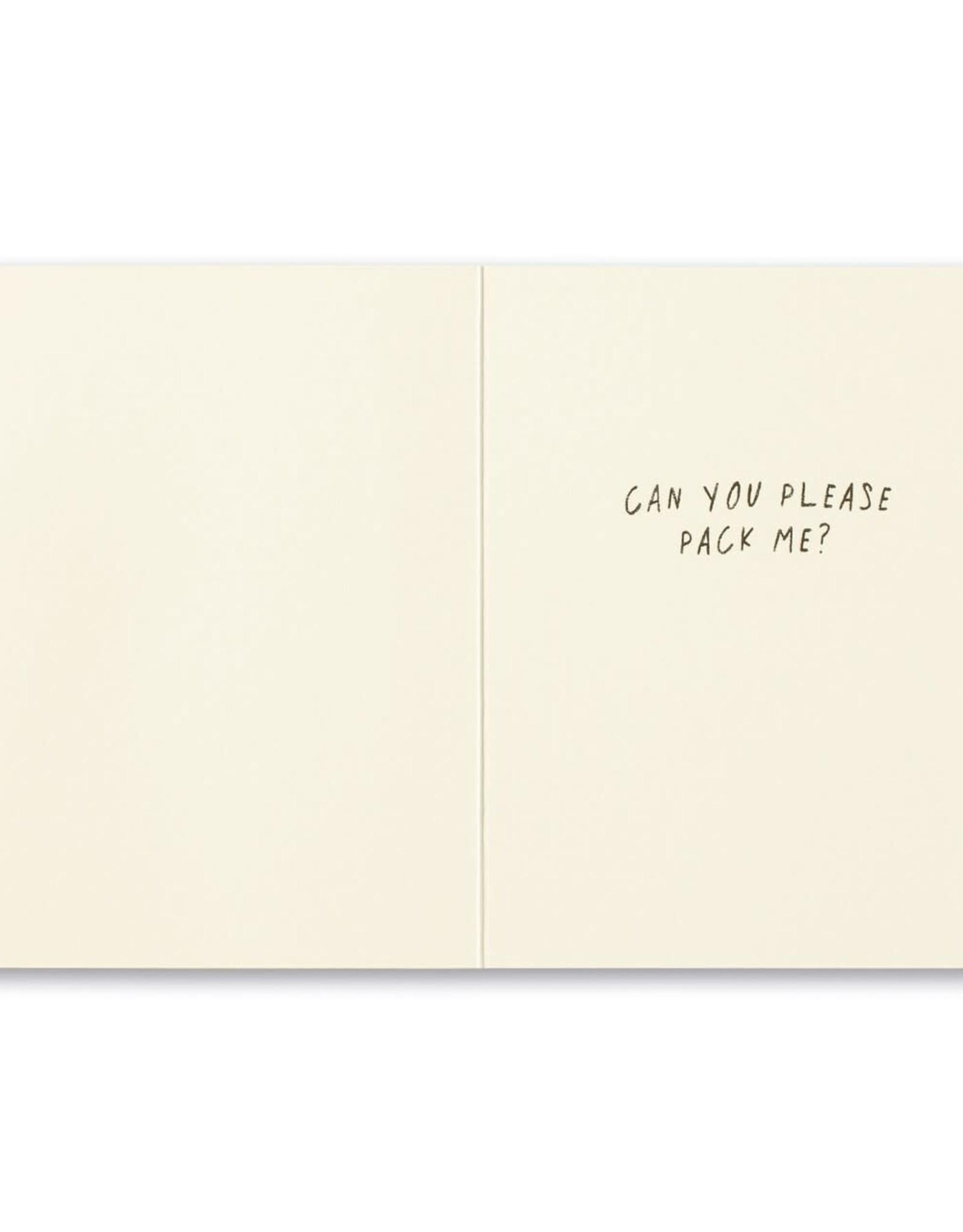 Compendium LM Card Goodbye