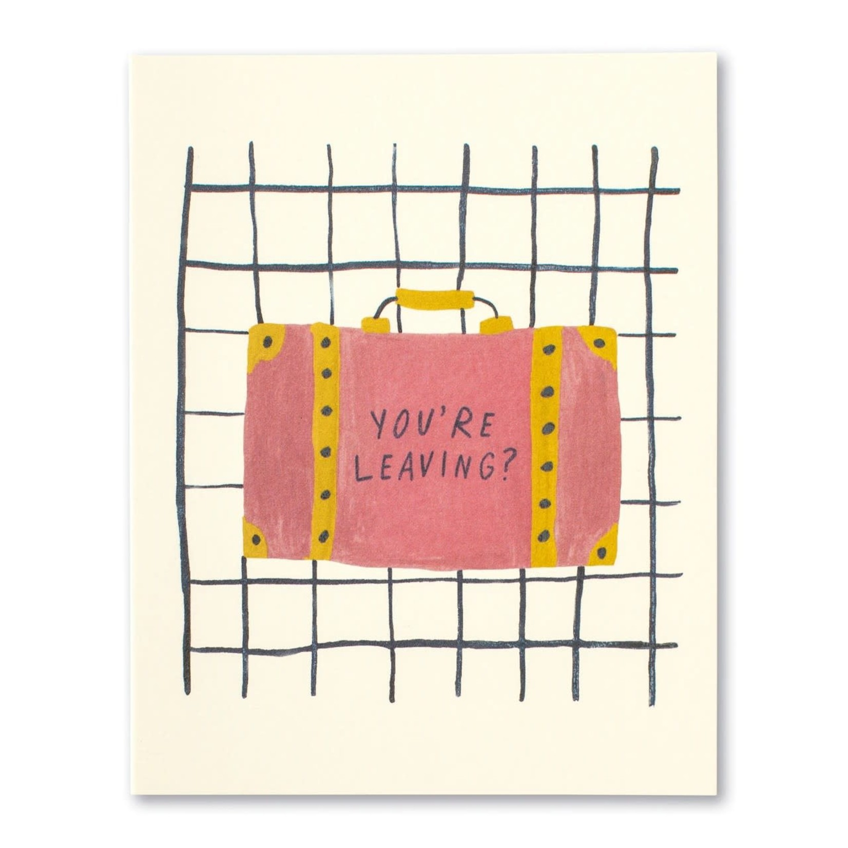Love Muchly LM Card Goodbye