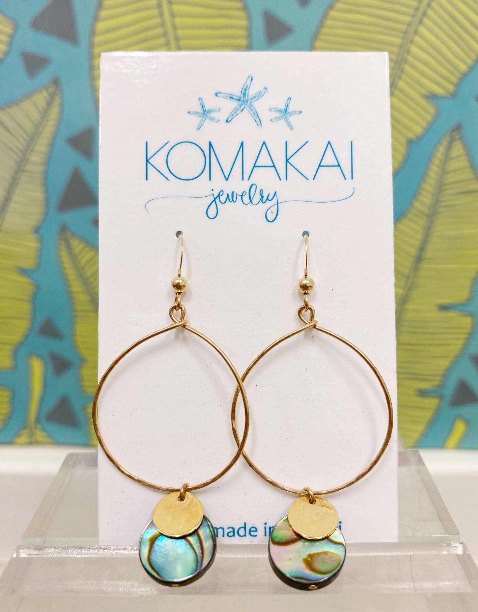 Komakai Jewelry Eclipse Earrings