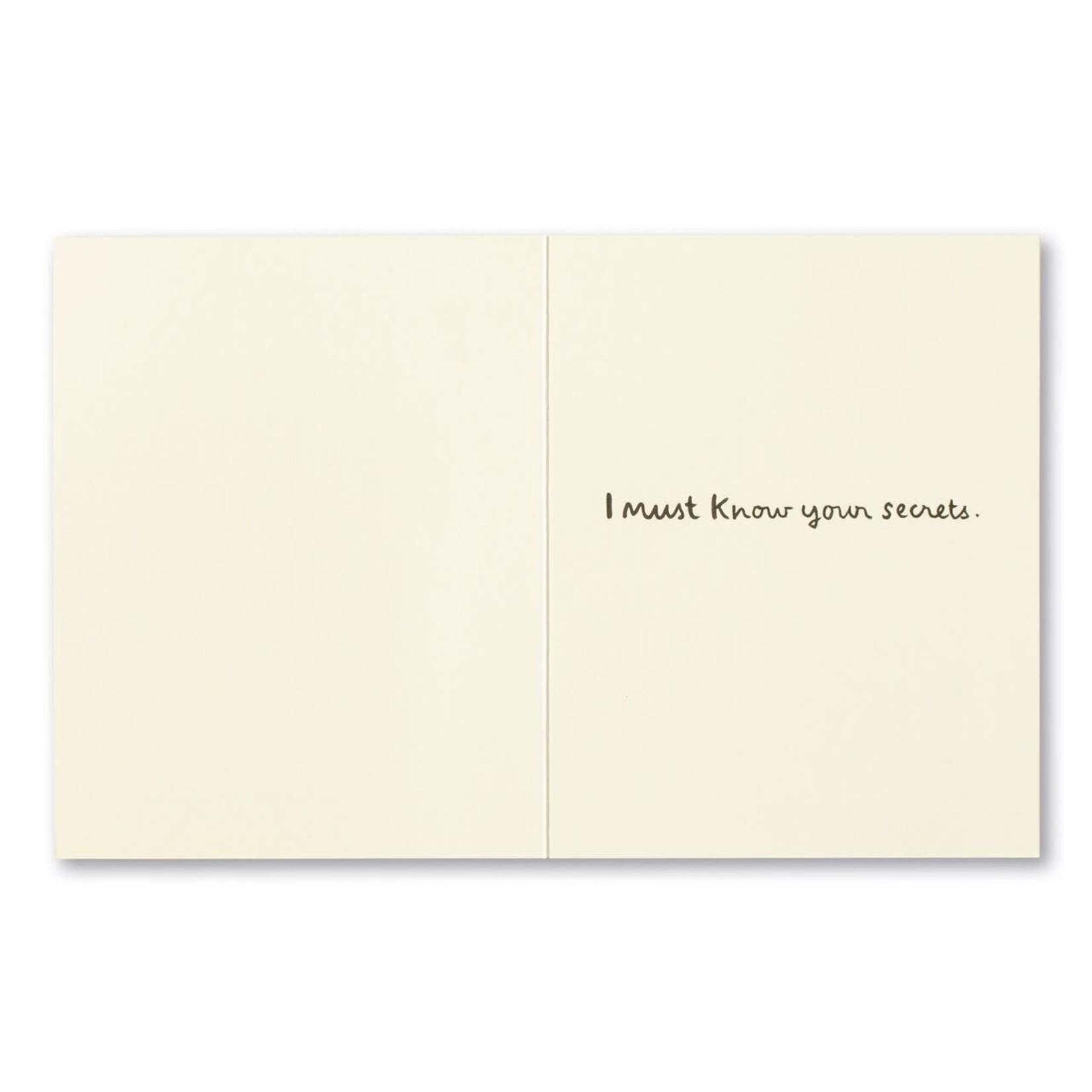 Love Muchly LM Card Friendship