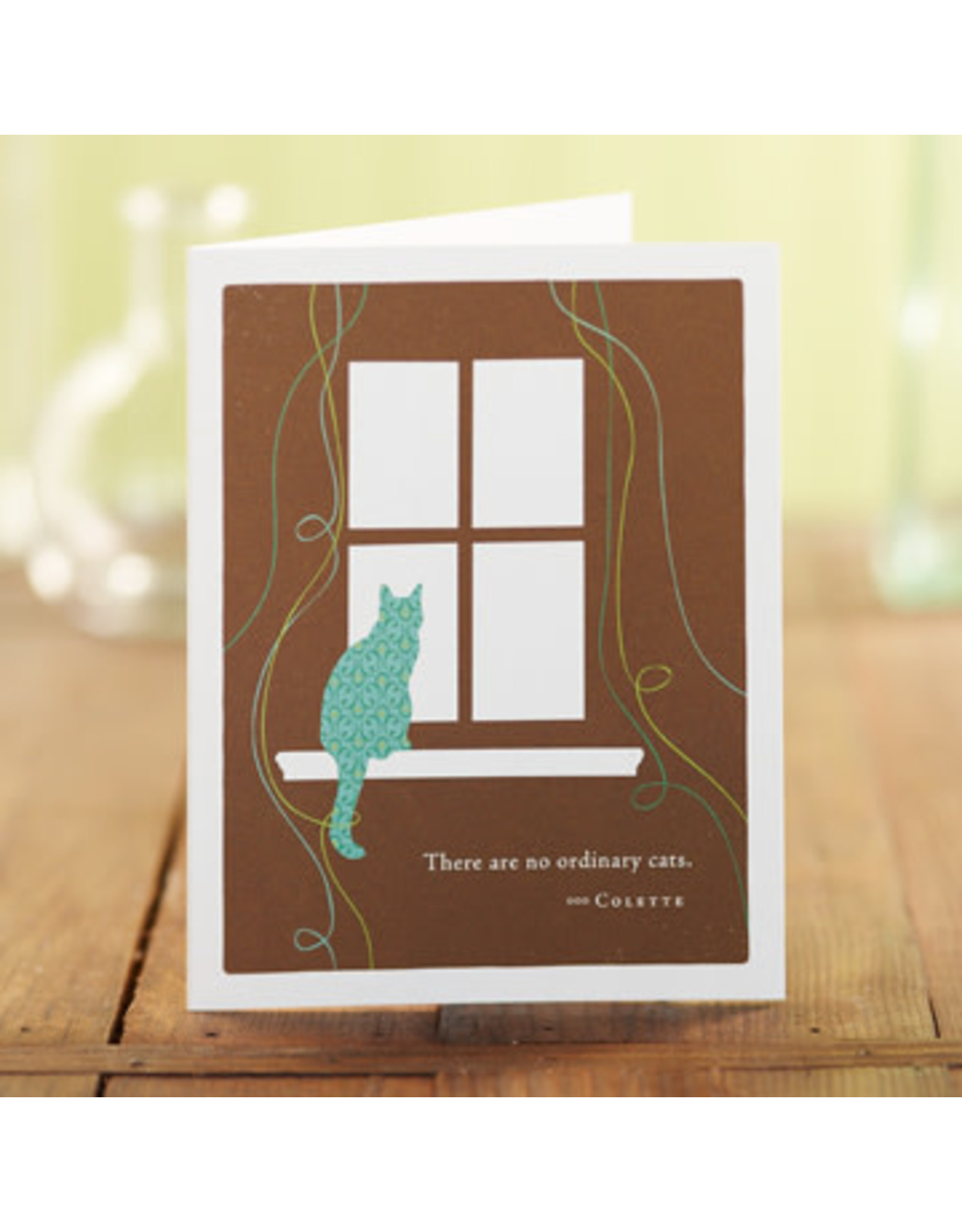 Positively Green PG Card Pet Sympathy