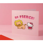 Hello Kitty Greeting Card