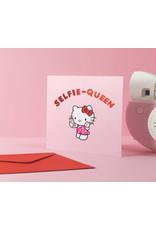 Hello Kitty Greeting Card