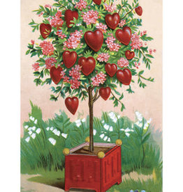 LAUGHING ELEPHANT Hearts & Flowers Tree