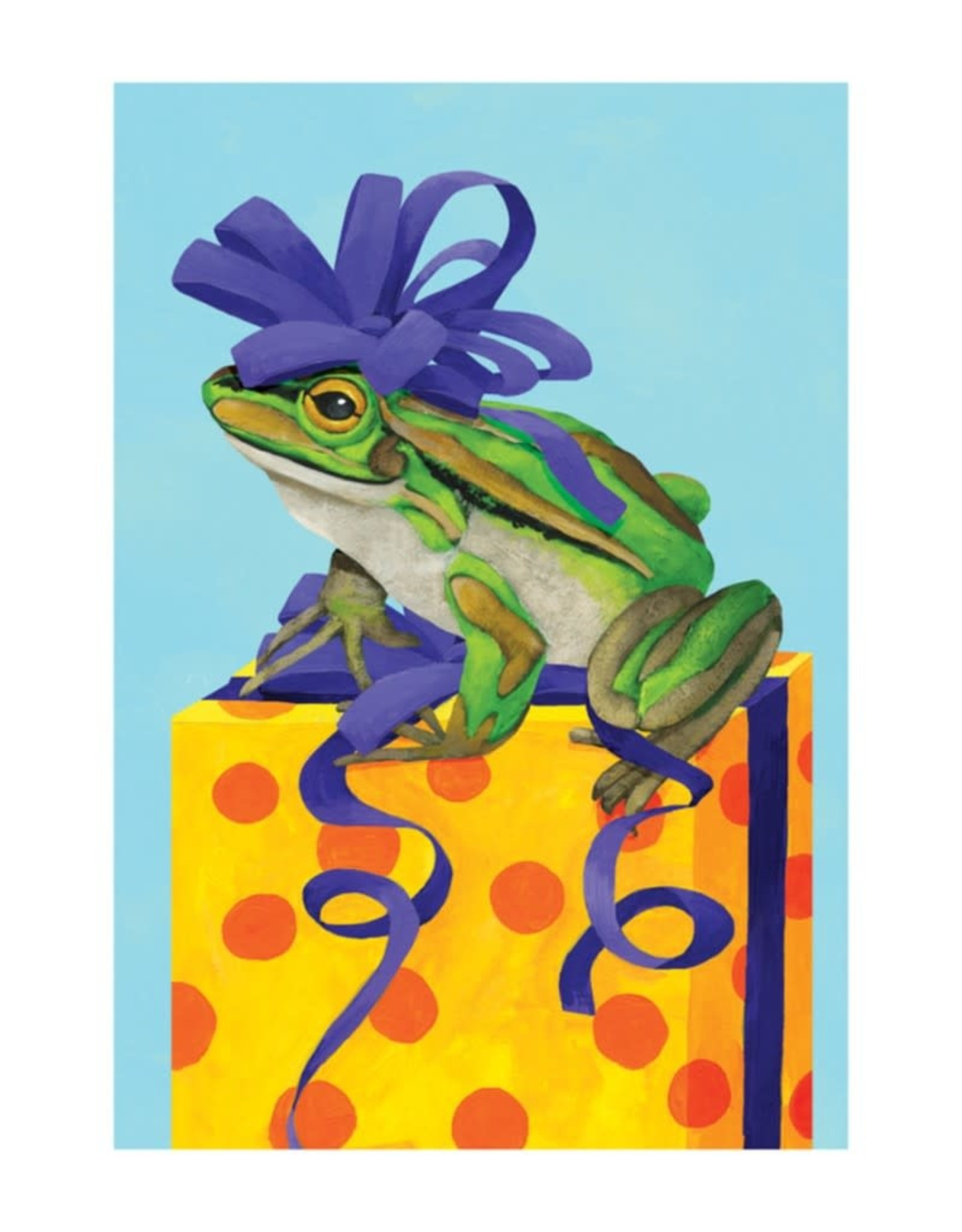 Allport Editions Birthday Card