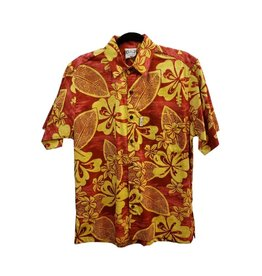Mr. Hawaii, Inc. Mens Classic Cotton Shirt