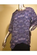 Cocoon House Silk T Top - Loom
