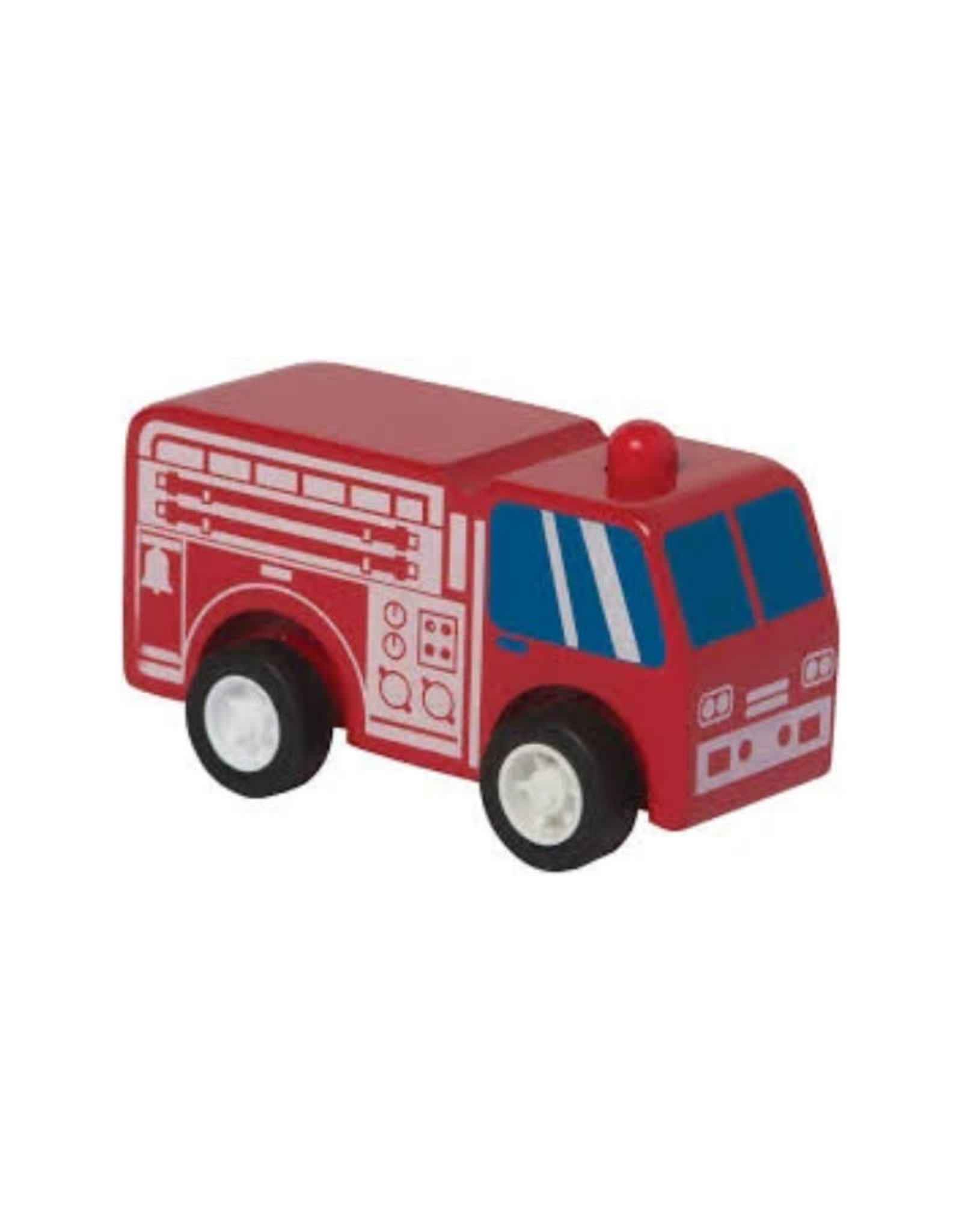 Manhattan Toy Company Pull-Back Rescuers