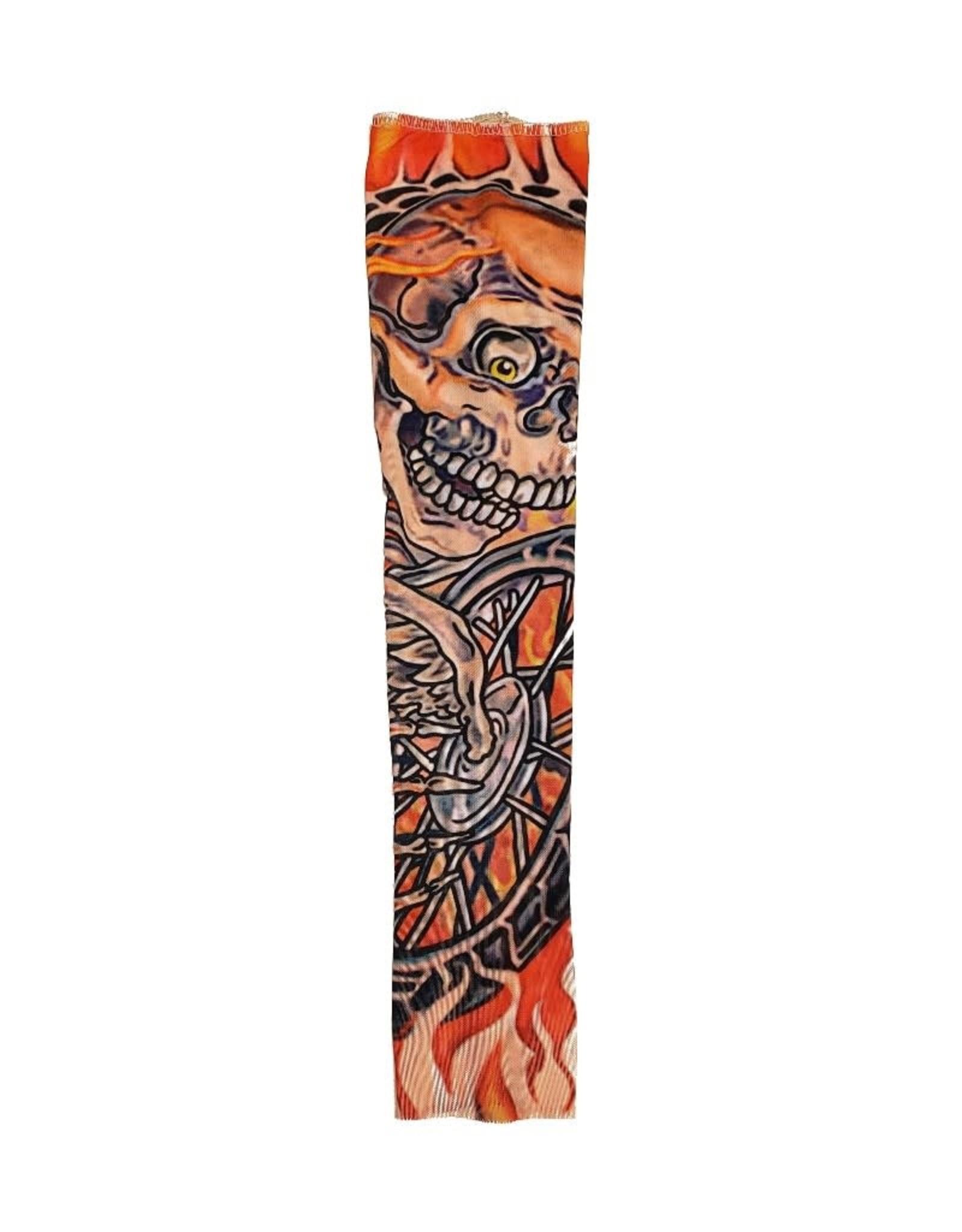 Tito Halloween Tattoo Sleeves