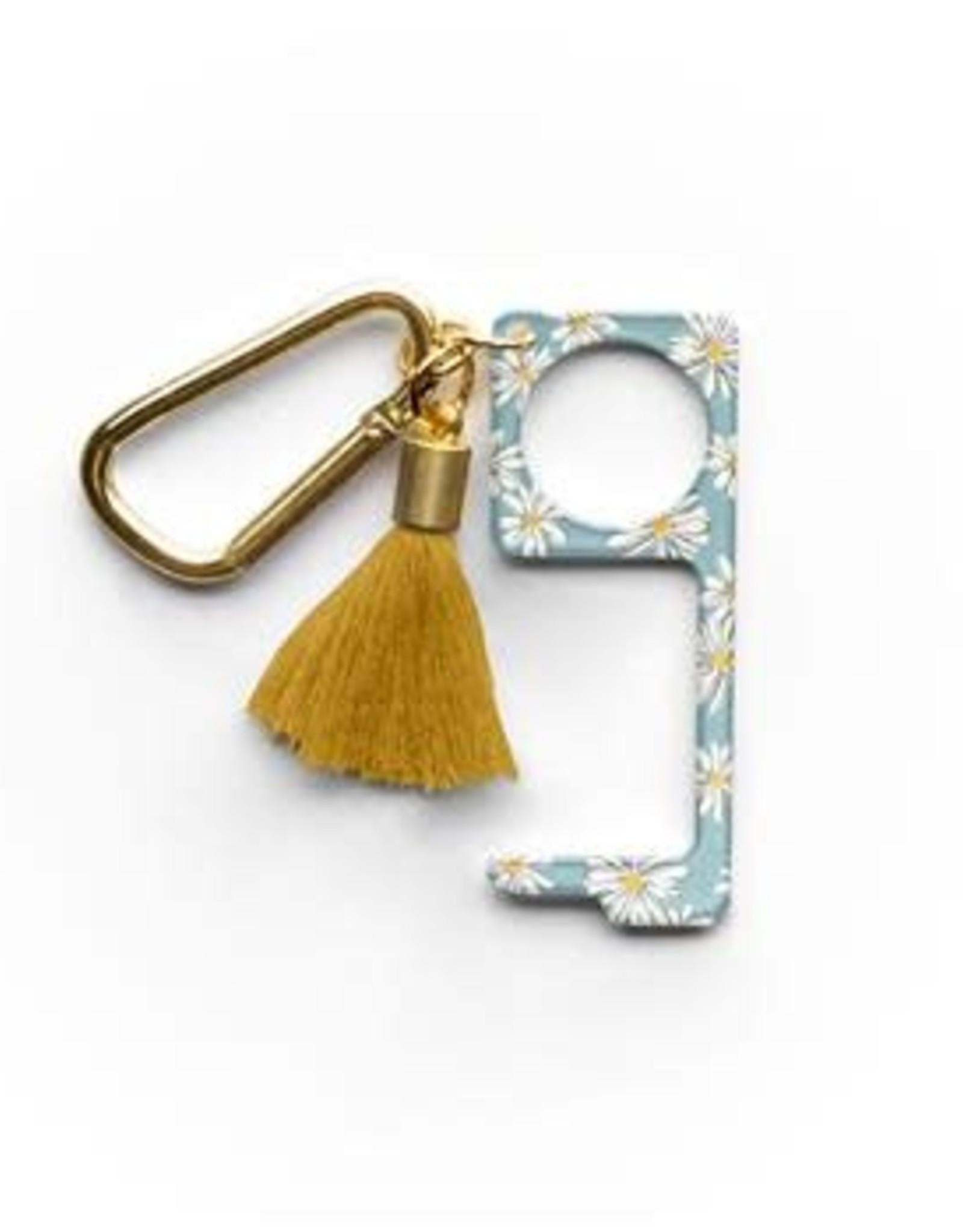 Karma Safe Touch Key Chain