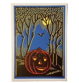 Halloween Greeting Card