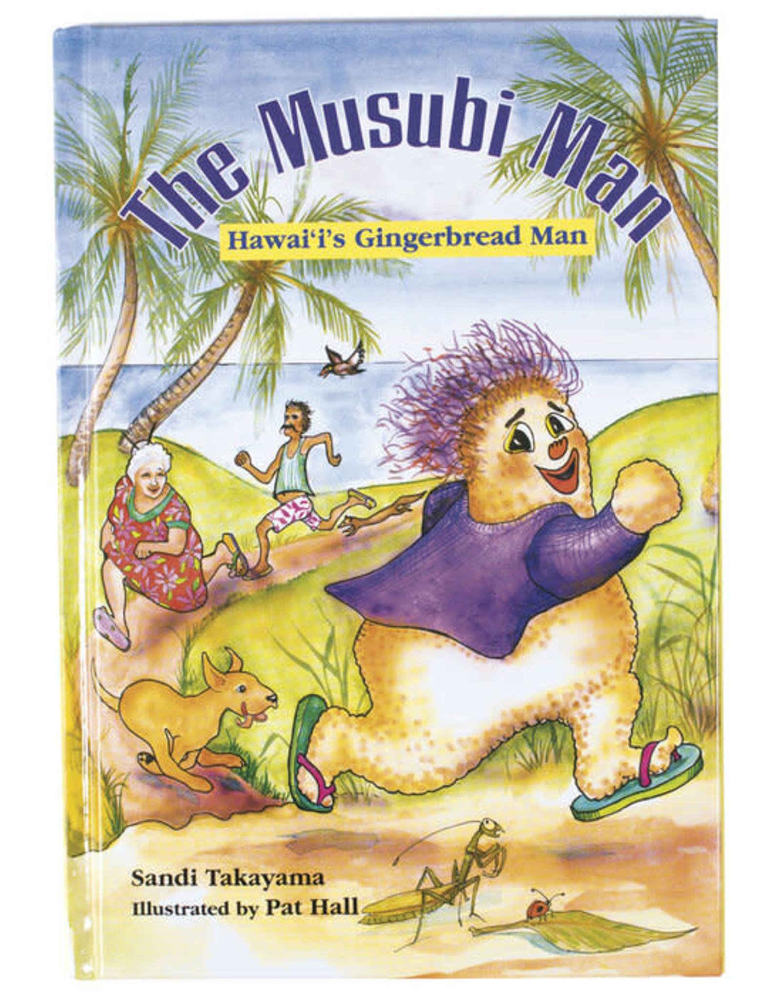 Bess Press Inc The Musubi Man