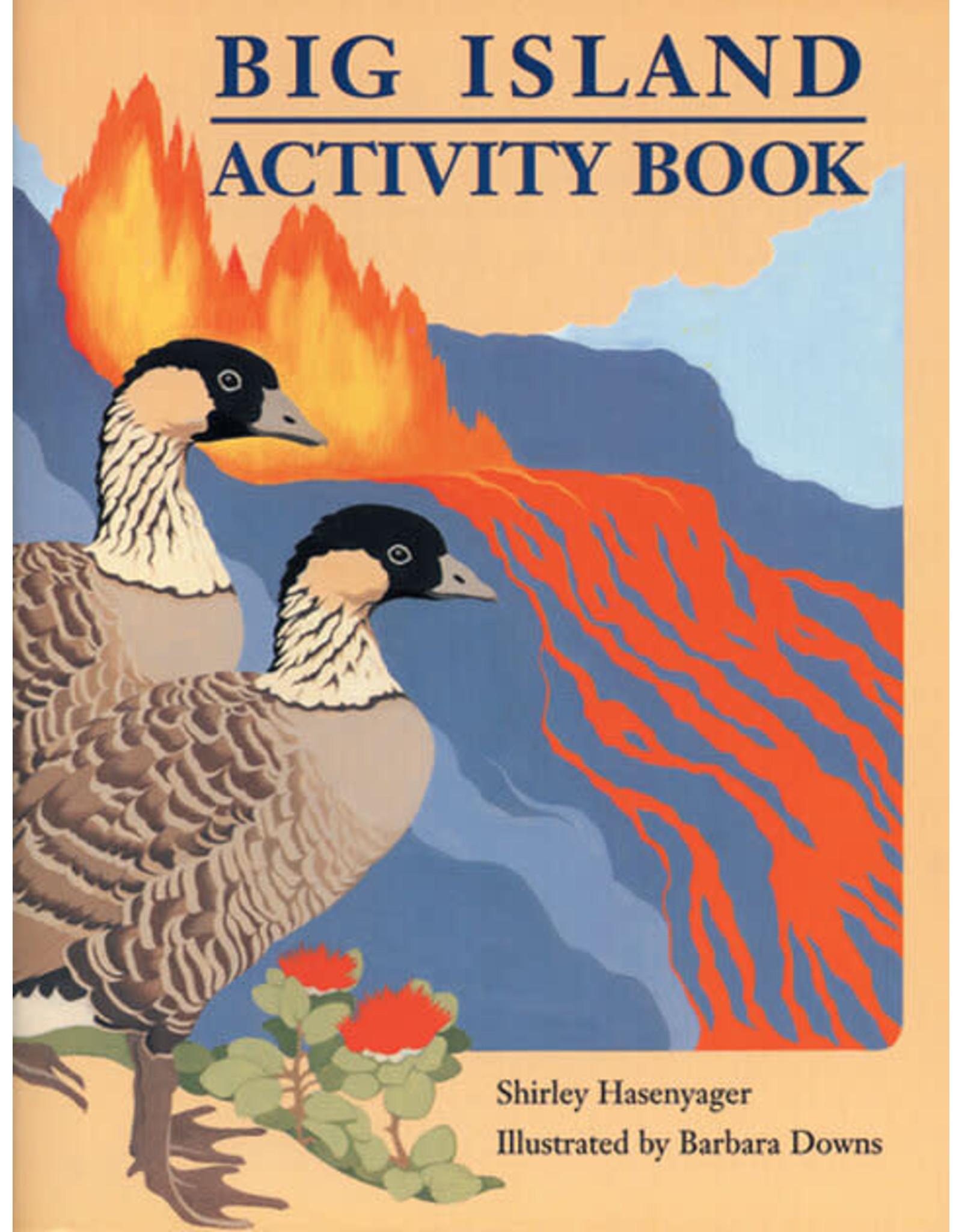 Bess Press Inc Big Island Activity Book