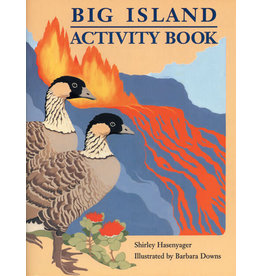 Bess Press Inc Big Island Activity Book