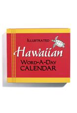 Bess Press Inc Hawaiian Word-a-Day Calendar