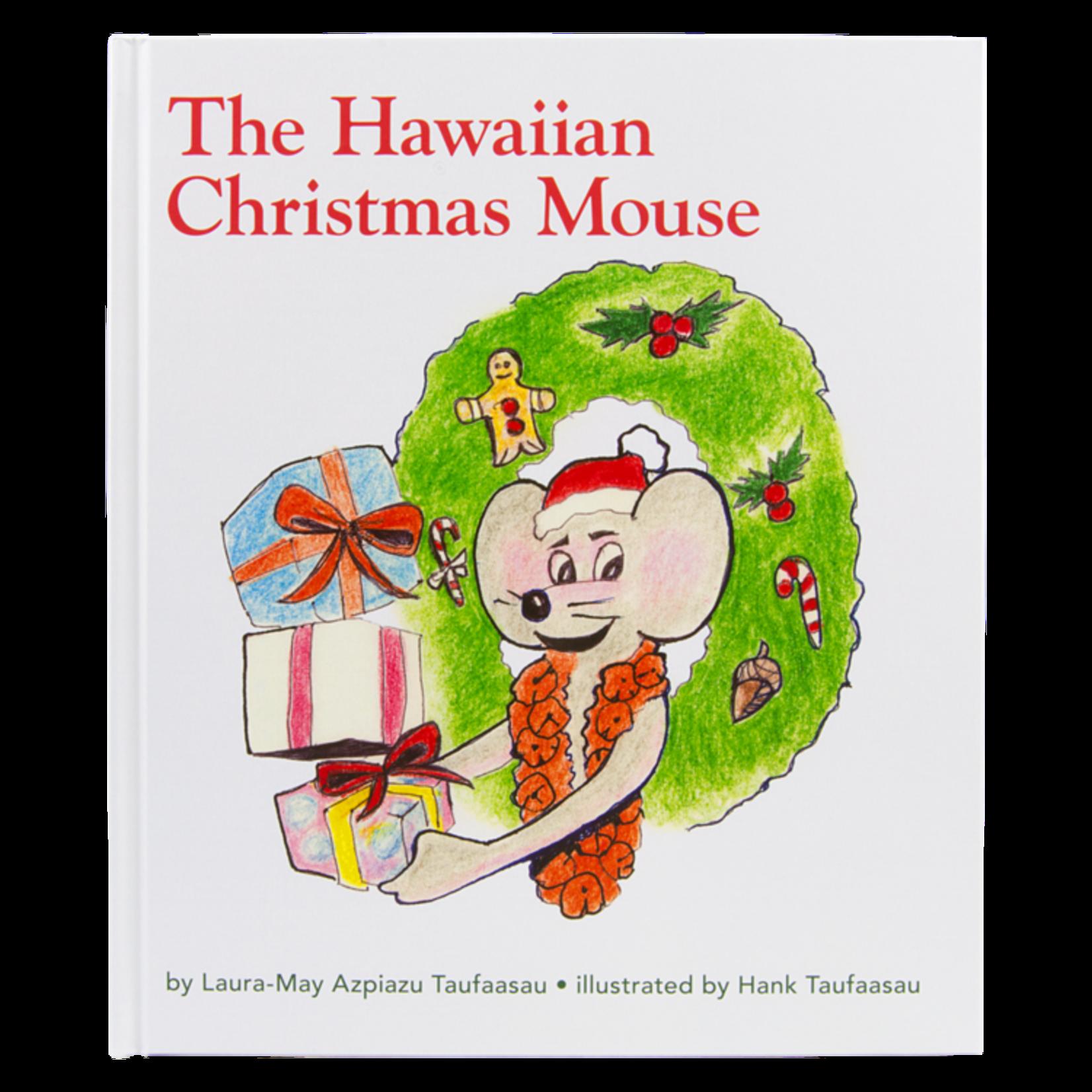 Bess Press Inc The Hawaiian Christmas Mouse